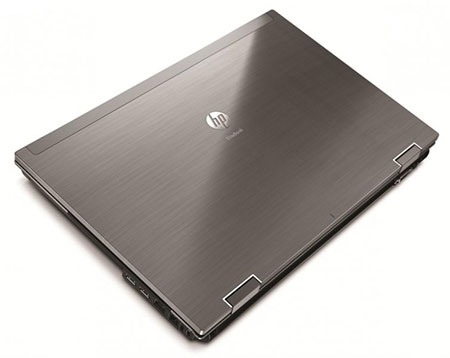 لپ تاپ hp 8540w i5