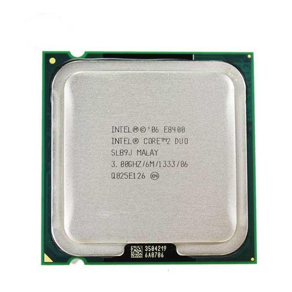 سی پی یو Core 2 Duo e8400