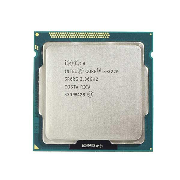 cpu i3 3220 قیمت