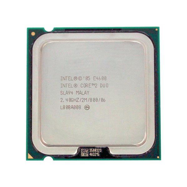 پردازنده core 2 duo e4600