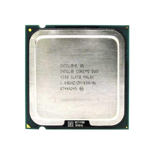 پردازنده مرکزی core 2 e4300 دو هسته ای