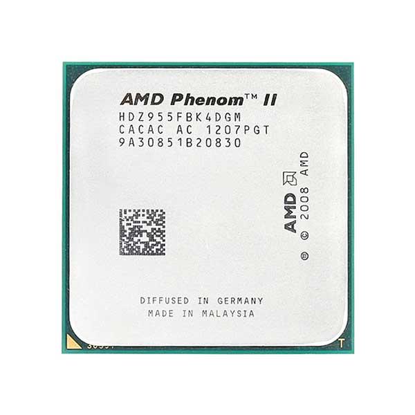 قیمت cpu amd phenom ii x4 955