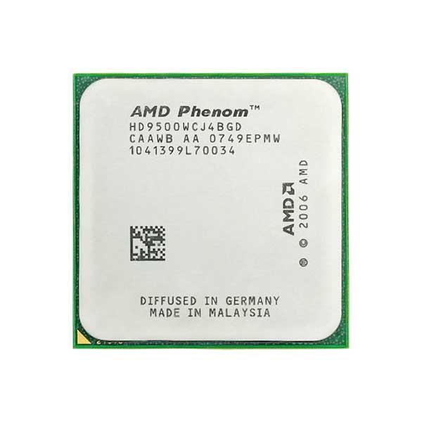 سی پی یو amd phenom 9500 quad core