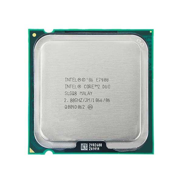 پردازنده مرکزی e7400