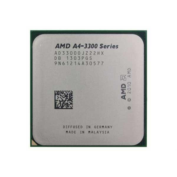 پردازنده amd a4-3300