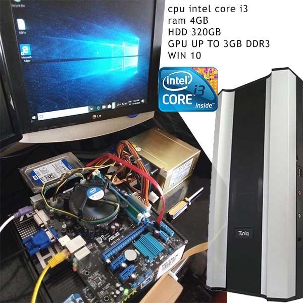 کیس سرور core i3
