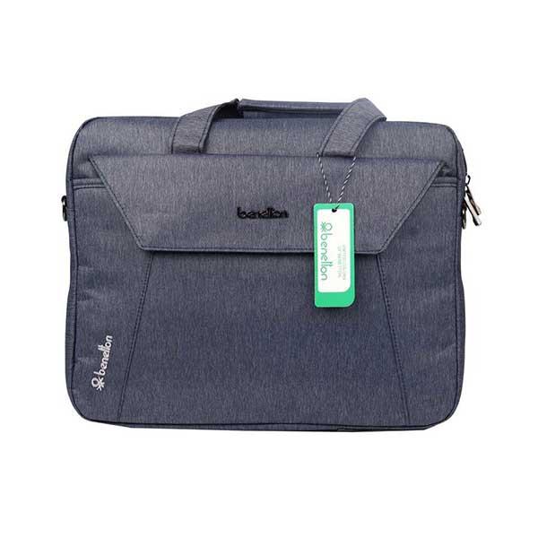 کیف لپ تاپ وارداتی برند benetton کد 146