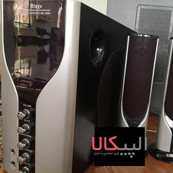 اسپیکر دست دوم مدل speaker mingo 3600 در الپیکالا